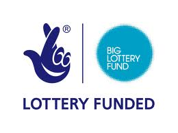 Big Lottery logo.