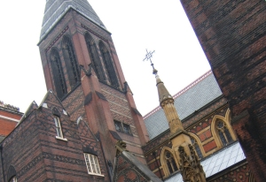 All Saints Church, Margaret Street.