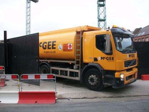 Fuel Lorry.