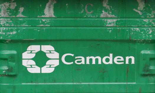 Camden bin.