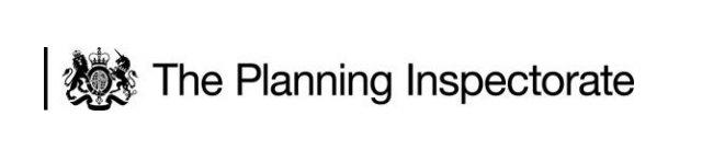 Planning inspectorate logo.